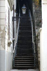 Kapucinske stube, Zagreb