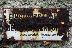 Burgruine Scharfeneck, Naturpark DIE WÜSTE Mannersdorf
